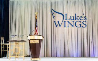 Luke's Wings Heroes Gala