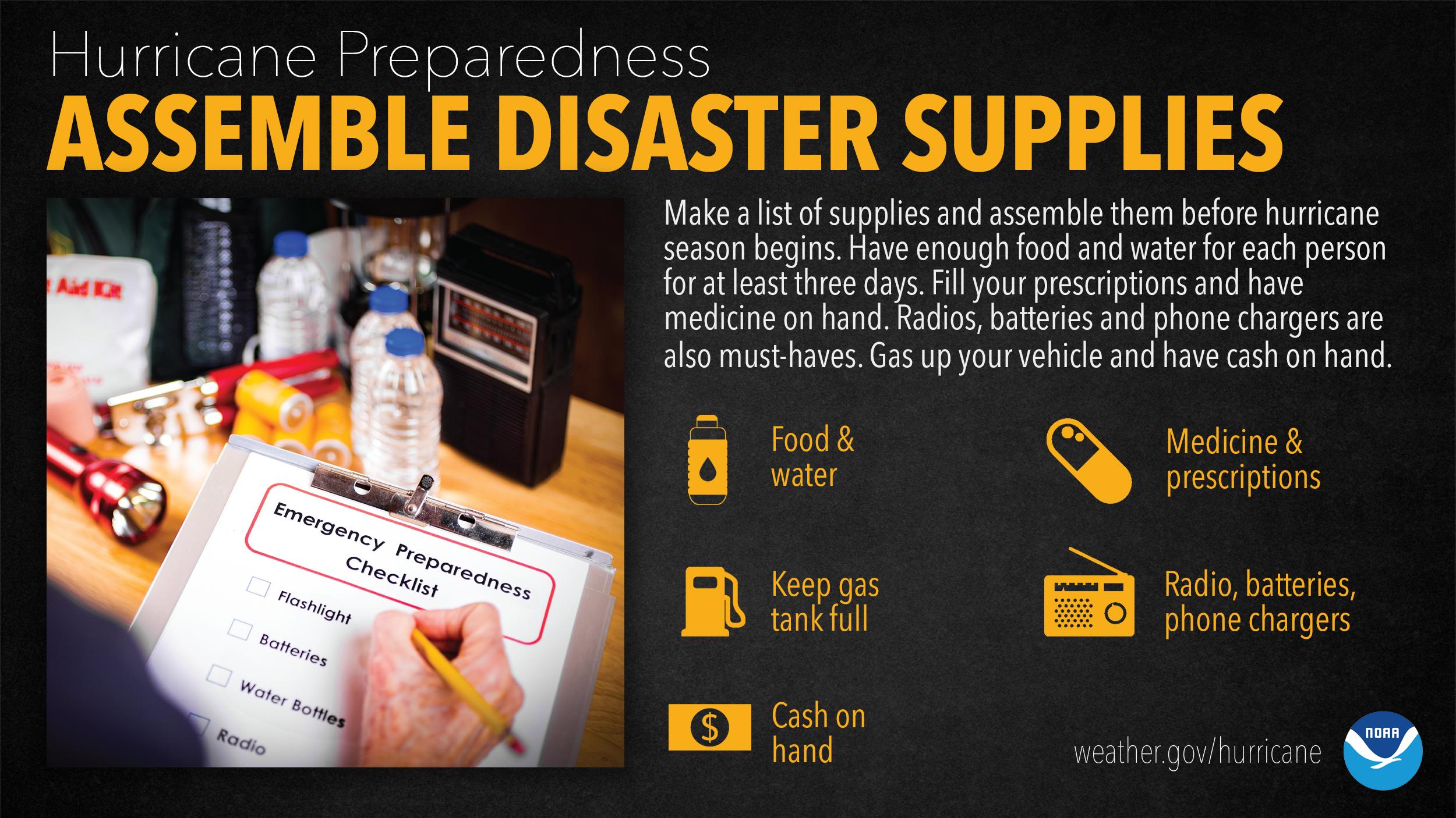 Tips to Be Prepared for Hurricane Season