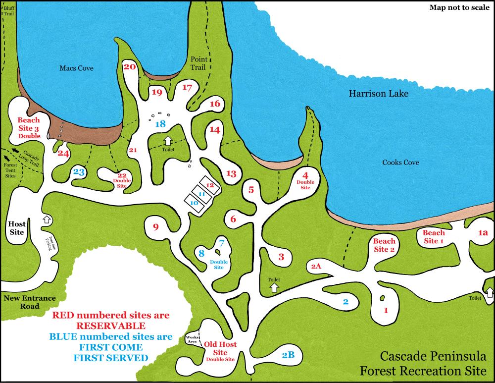 Cascade Map