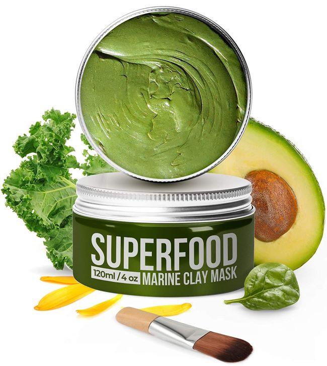 mascarillas veganas para la piel