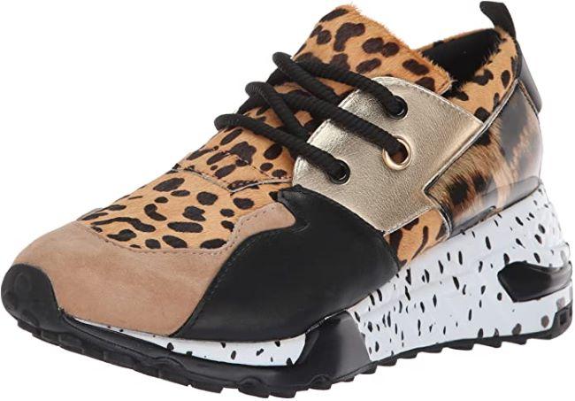 chunky sneakers de moda para el otoño
