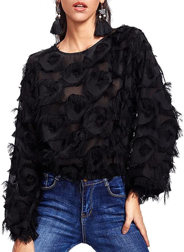flecos en las tendencias de moda otoño invierno 2020
