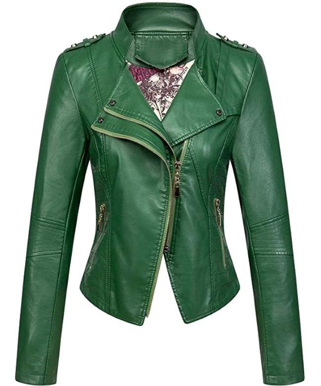 leather en la moda fall winter
