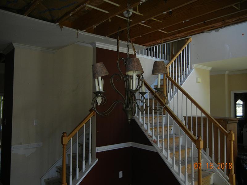 Stairway -before