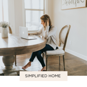 SIMPLIFIED HOME