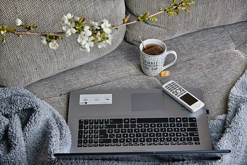Working from home Wellbeing at home