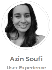 Azin Soufi, User Experience, Home Equity and Financing Advisor