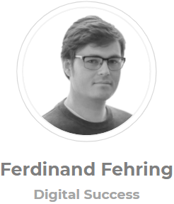 Ferdinand Fehring, Digital Success Strategist, Leading Mortgage and Finance Advisor