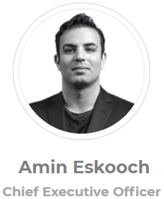 Amin Eskooch, WiiBid CEO & Co-Founder, Private Mortgage Expert