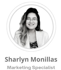 Sharlyn Monillas, Marketing Specialist