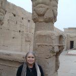 Hathor Temple at Dendera — p2070231
