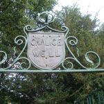 Chalice Well Gardens, Glastonbury — p8290171