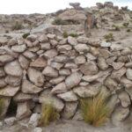 Rocks in Bolivia
