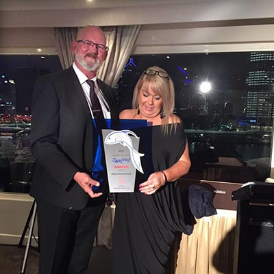 Great British Fryer - Winner QLD Seafood Fish and Chips Awards