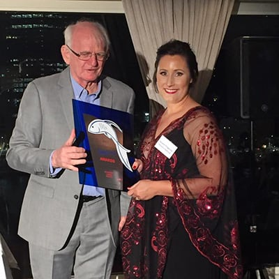 Debbies Seafood - Winner QLD Seafood Large Business Awards 2017