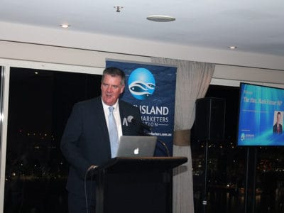 Welcome by the Hon. Mark Furner MP, Minister for Agricultural Industry Development and Fisheries