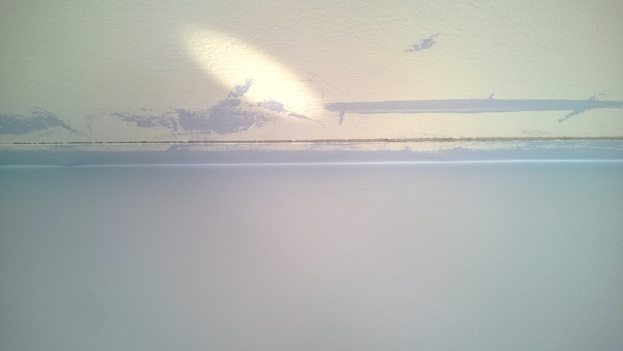 Girl Cave Drywall Crack – Part 1