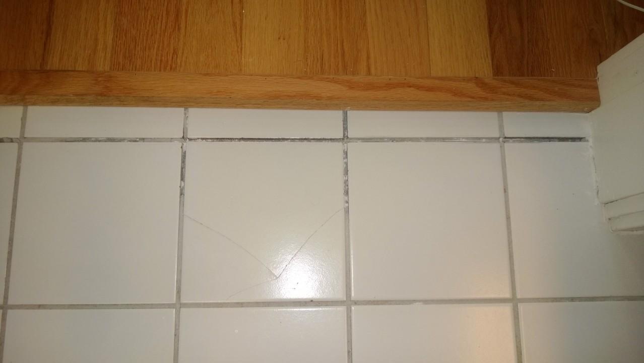 Regrouting Bathroom Tile