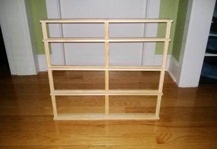 DIY Spice Rack – Part 1