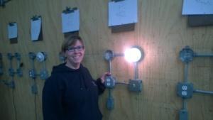 whittier tech learning electrical. my lightbulb went on!