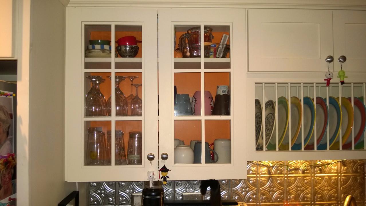 Kitchen Cupboard – Part 1