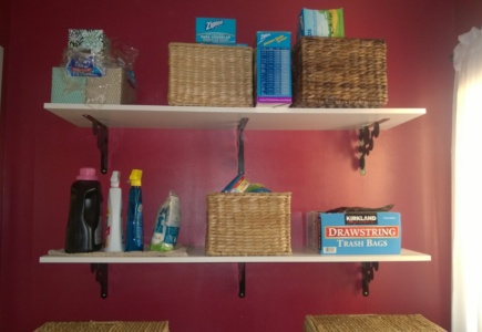 Laundry Room – Part 4