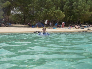 big island hawaii waialea bay state park underwater camera