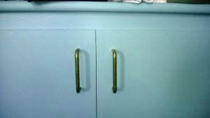 bedroom built-in cupboard original door hardware