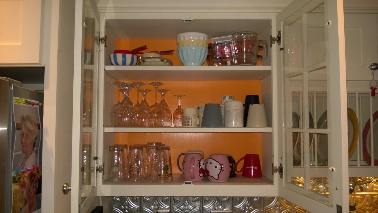 Kitchen Cupboard – Part 2