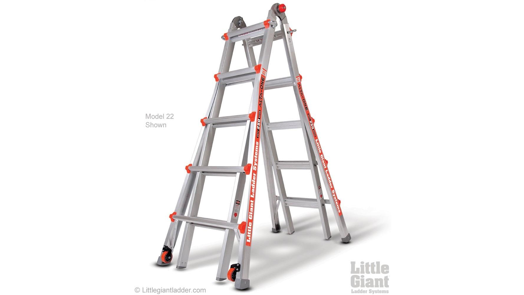 Little Giant Alta-One #22 Ladder