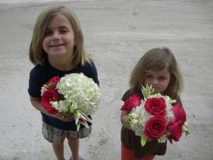 beach wedding vow renewal katie kristen