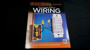 black and decker complete guide to wiring book from hubby for christmas