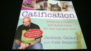 jackson galaxy cat book from hubby for christmas