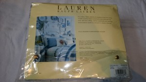 selling ralph lauren sheets on ebay