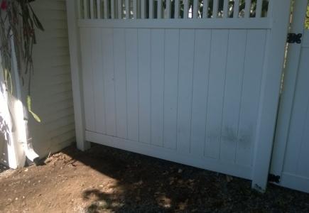 Backyard Catio – Part 2