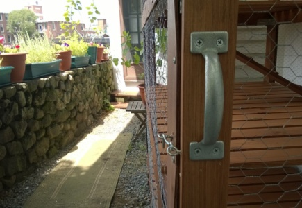 Backyard Catio – Part 14