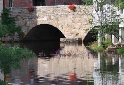 A River Photo Shoot