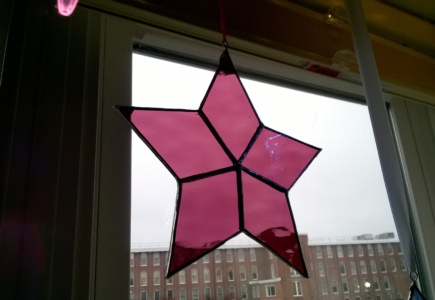 Stained Glass Stars – Part 3