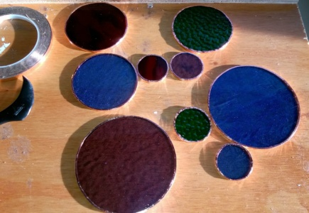 Stained Glass Circles – Part 1