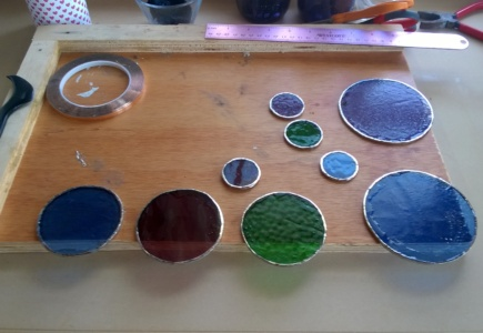 Stained Glass Circles – Part 2