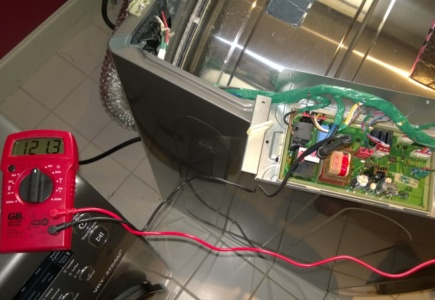 Fixing the Dryer – Part 2
