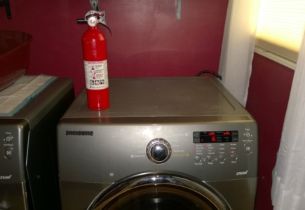 Fixing the Dryer – Part 3