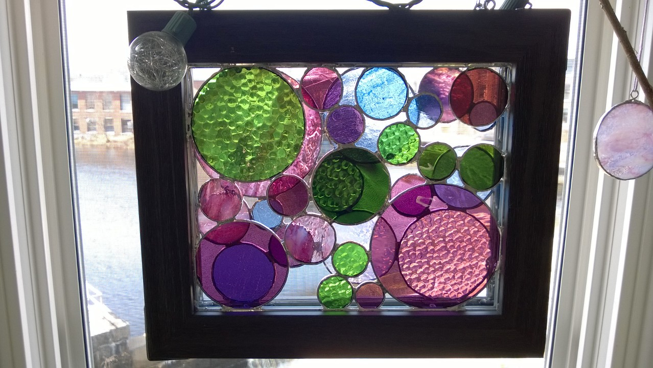 Stained Glass Circles – Part 11