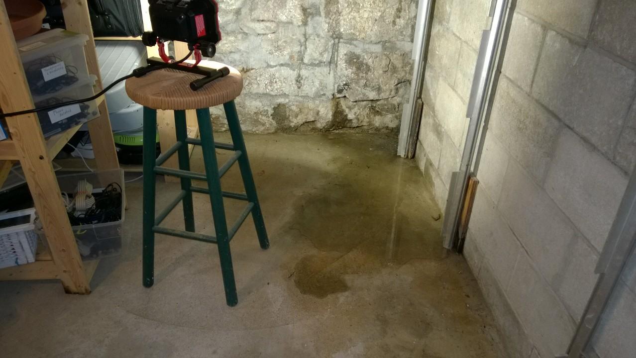 Basement Flooding – Part 1