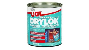 drylok masonry waterproofer which on like paint
