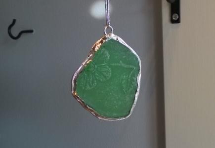 Beach Glass Pendant