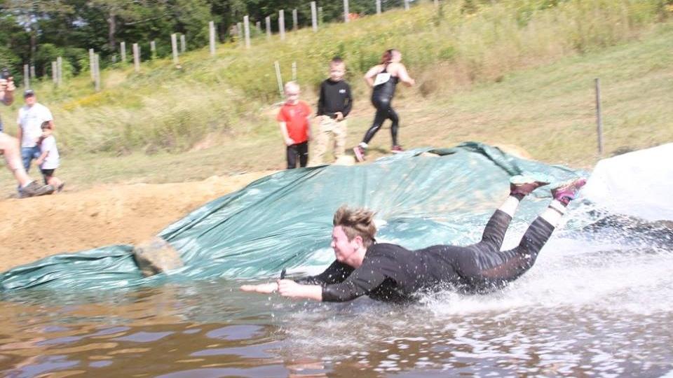 OMG – 5k Mud Run!