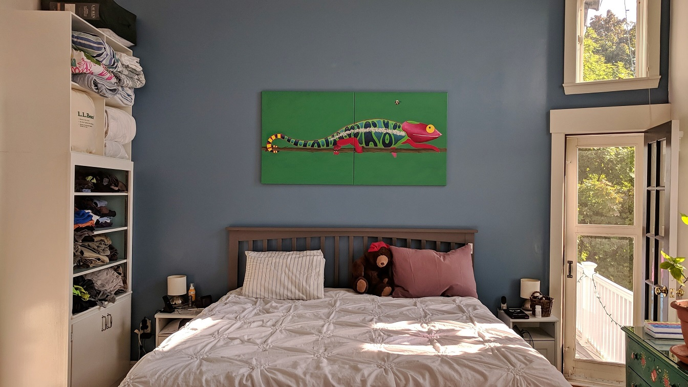 Bedroom Wall – Part 5