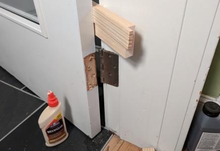 Doorknobs & Hinges – Part 1