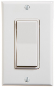 example of a toggle light switch
